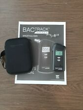 Bactrack S80 Pro Portable Breathalyzer - Used