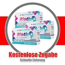 AllNutrition - Biotin - 3 x 30 Kapseln - Vitamin D, Kapseln, Mineralstoffe B1