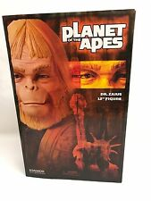 "Sideshow Toys Planet of the Apes 12"" Figure Dr. Zaius New in the Box 2004"