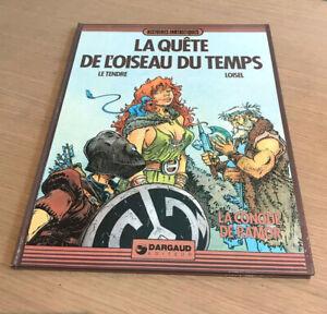 LOISEL - QUETE DE L'OISEAU DU TEMPS - 1 - LA CONQUE DE RAMOR - EO ( TTBE )