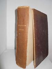 METASTASIO OPERE - VOLUME UNICO - BIBLIOTECA CLASSICA ITALIANA - 1857
