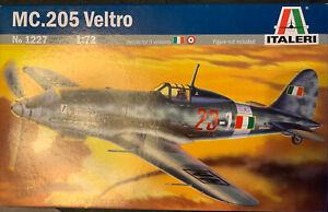 Italeri MC.205 Veltro 1/72 scale