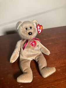 Ty 1999 Signature Bear Beanie Baby