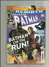 ALL STAR BATMAN REBIRTH # 2 . DC COMICS .TITAN . UK . 2017 .