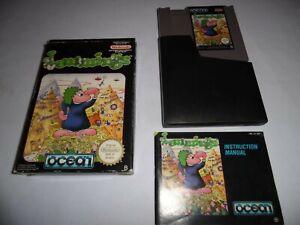 Jeu NES - Lemmings