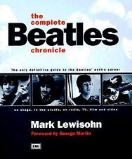 The Complete Beatles Chronicle: The Only Definitive guide to the-ExLibrary