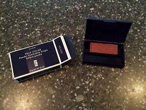 Avon True Color Powder Eyeshadow Single in Sepia 0.05 oz - NOS