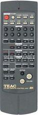 NEW TEAC UR-592 A-R600 Amplifier Genuine Original Remote Control Unit