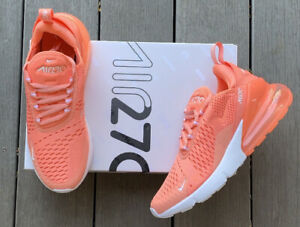Nike Air Max 270 Women's Crimson Bliss DJ2746-600 Size 8W/6.5M Brand New