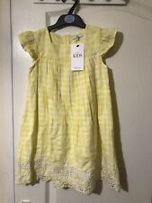 M&S 2 Piece Dress & Leggings Outfit(5-6year)