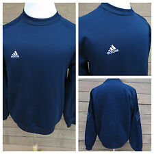 ADIDAS Climawarm Mens Size Small Pullover Long Sleeve Crewneck Sweater