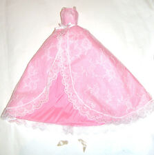 Barbie Fashion Pink Gown For Model Muse Barbie Dolls fn723