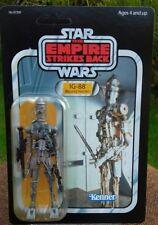 Star Wars VC Vintage Saga Collection VOTC IG-88 Figure Entièrement neuf sous emballage MOC 3.75 non perforé