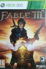 Fable III (Microsoft Xbox 360, 2010) FREE Delivery