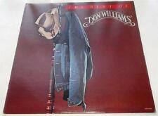 The Best Of Don Williams Volume II  1979  MCA 3096 Country 33 rpm LP  Strong VG+