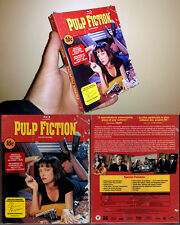 2-Disc Blu-ray+DVD Quentin Tarantino PULP FICTION Director Approved Ed A/B/C NEW