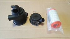 E-Z-GO RXV Golf Cart Air Filter Housing Assembly W/ Filter
