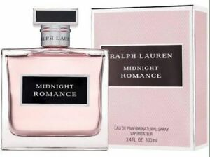 Ralph Lauren Midnight Romance 100ml EDP Lauren Perfume