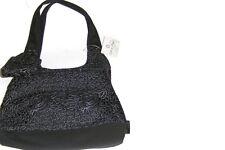Donna Sharp Black Pearl Roomy Bag, Handbag,