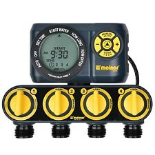 Melnor Programmable 4-Zone Digital Water Timer