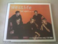 WESTLIFE - FOOL AGAIN - UK CD SINGLE