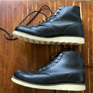 Red Wing 8165 Round Toe