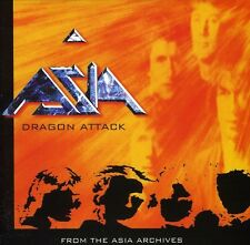 Asia - Dragon Attack [New CD] Asia - Import