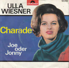 "Ulla Wiesner Charade 7"" Single Vinyl Schallplatte 35852"