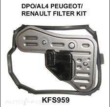 Auto Transmission Filter Kit RENAULT CLIO K4J  4 Cyl MPFI MK II, MK III 00-08