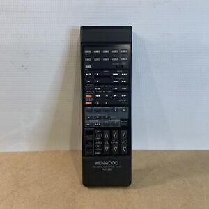 Kenwood RC-80 Genuine Audio Receiver Remote Control