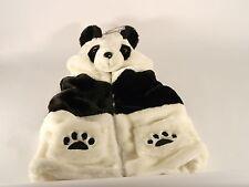 Sleeveless Children's (3-5) Panda Hoodie