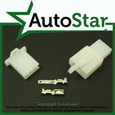 3 Way Electrical Connector (2.8mm) ALL TYPES AVAILABLE