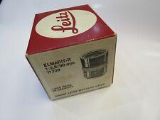 LEICA BOX ELMARIT R 90 MM 2.8 MM ART. 11239