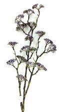 "Seed Berry Branch Stem~Purple/Blue Tone~PVC/Artificial. 29"" Tall"