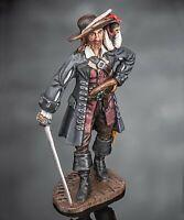 Zinnfigur. Captain Barbossa. Na-4, 54mm.