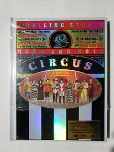 The Rolling Stones - The Rolling Stones Rock and Roll Circus [New DVD] Ltd Ed, W