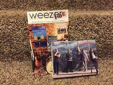 Weezer Vip Tour Puzzle And Weezine Karl's Corner