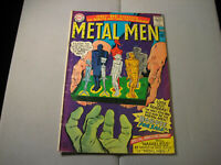 Metal Men #16 (1965, DC) Low Grade