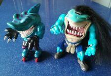 "2 Personaggi Street Shark 1994-1997 ""Mattel"""