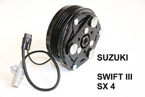 Trockner Klimaanlage Suzuki Swift III MZ EZ Splash EX M3/_