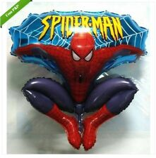 "X LARGE 30"" Amazing Spiderman Foil Balloon, Party birthday"