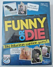 NIB Funny or Die Game - The hilariouos Caption Game