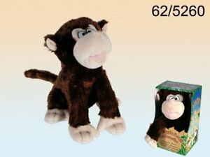 Top Animals Bewegungsmelder kichernderschüttelnder lachender Affe Tier K11-310
