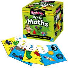 BrainBox Mon Premier Mathématique Jeu De Carte Jouet Educatif
