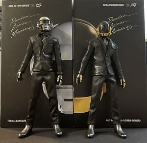Daft Punk: Real Action Heroes Figure(Random Access Memories Version)Two Set 1/6