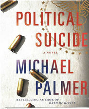 Audio book - Political Suicide by Michael Palmer   -  CD
