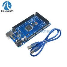 2Pcs Mega 2560 R3 Atmega16U2 Atmega2560-16Au Board + Usb Cable