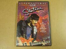 MUSIC DVD / SANTANA - SUPERNATURAL - LIVE