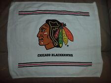 CHICAGO BLACKHAWKS NEW LOCKER ROOM RALLY TOWEL 17 X 14