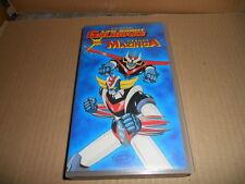 Ufo Robot Goldrake contro il grande Mazinga (1980) VHS